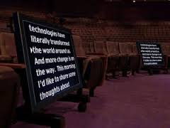 Television teleprompter equipment